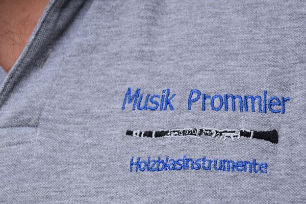 Kontakt musik Prommler