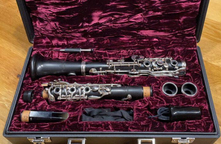 B-Klarinette Yamaha YCL 657 II